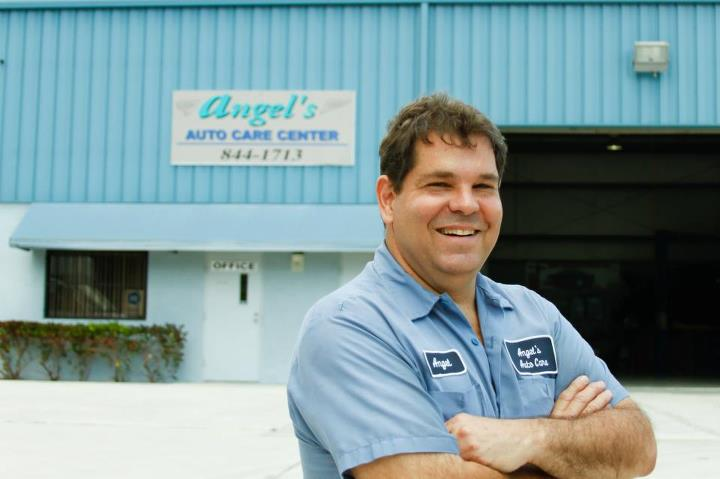 Angel's Auto Care Center